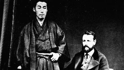 Der Rorschacher Carl Heer als Pionier in Japan
