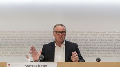 SBB-Chef Andreas Meyer: «Aktuelle Situation ist ein Albtraum»