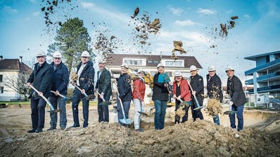 «Eine Insel der Glückseligkeit»: Nach sechs Jahren Planung starten die Bauarbeiten für das Dorfzentrum in Felben