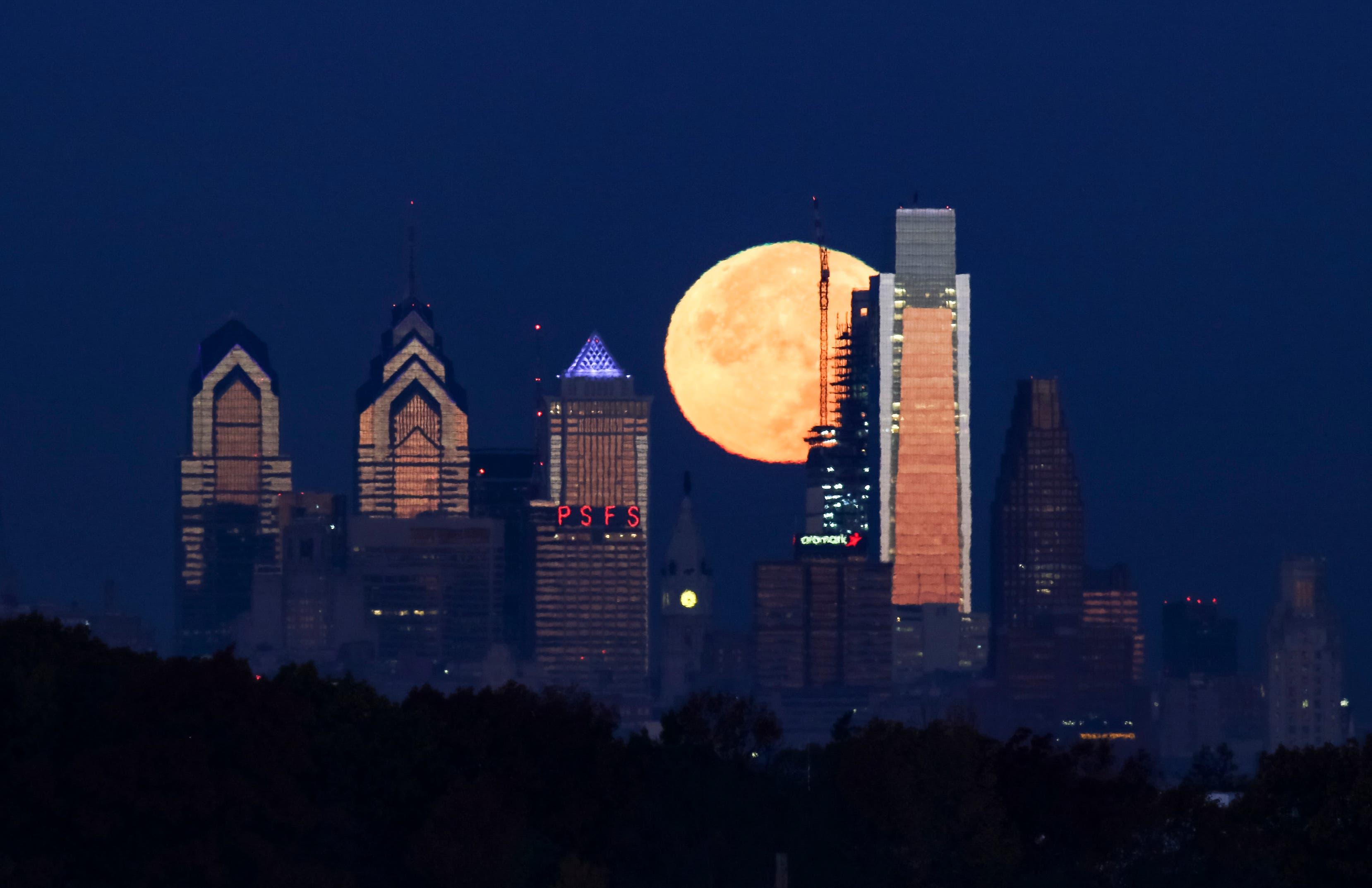 Ebenfalls hoch im Kurs: Philadelphia an der US-Ostküste. Die knapp 50'000 gezählten Passagiere entsprechen einem Plus von 24,8 Prozent.