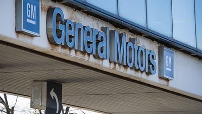 General Motors kündigt grosse E-Auto-Offensive an