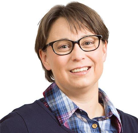 Andrea Hocher, CVP (bisher)
