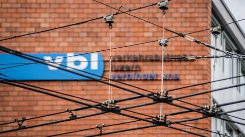 Die VBL haben ihren Hauptsitz an der Tribschenstrasse. (Bild: Nadia Schärli)