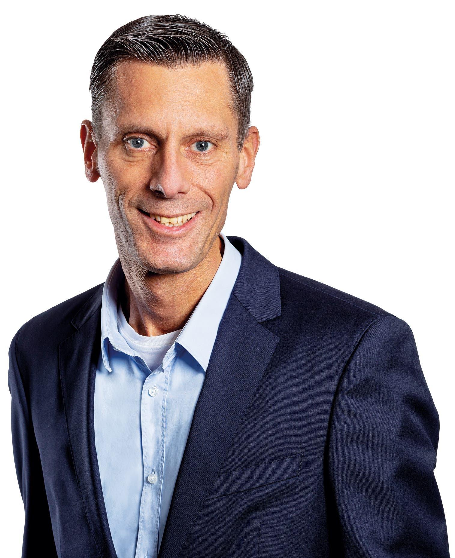 Jürg Biese, FDP (bisher)