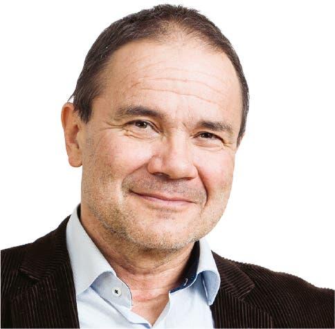 Markus Bider, CVP (bisher)