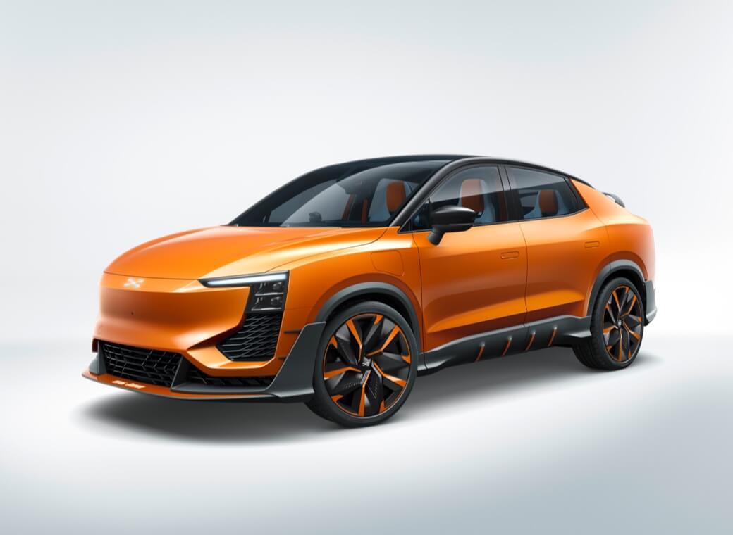 Das Konzept U6ion gibt bereits eine Vorschau auf das zweite Modell des chinesischen Herstellers Aiways, das nach Europa kommen soll.