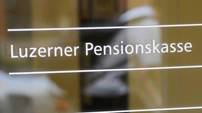 Die Luzerner Pensionskasse. Fotografiert am 18. August 2009 in Luzern.NLZ Boris Bürgisser (Boris Bürgisser(neue Lz) / Neue Luzerner Zeitung)