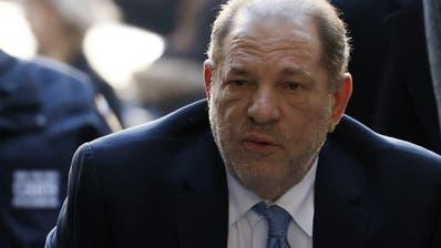 Harvey Weinstein nach Verurteilung operiert