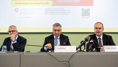 Zwei Corona-Virus-Fälle im Kanton Luzern – weitere Verdachtsfälle in Abklärung