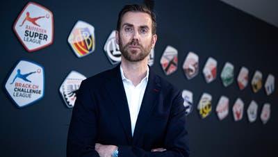 Liga-CEO Claudius Schäfer spricht von einer sehr schwierigen Situation für den Schweizer Fussball. (Urs Lindt/Freshfocus)