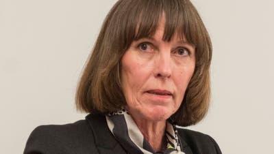 Kampfeslustig: Die Wiler Politikerin Erika Häusermann. (Bild: Hanspeter Schiess)