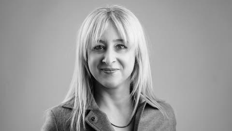 Odilia Hiller, Stv. Chefredaktorin. (Bild: Michel Canonica)