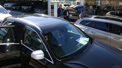 Die Autoshow Werdenberg wurde abgesagt. (Bild: Hildegard Bickel)
