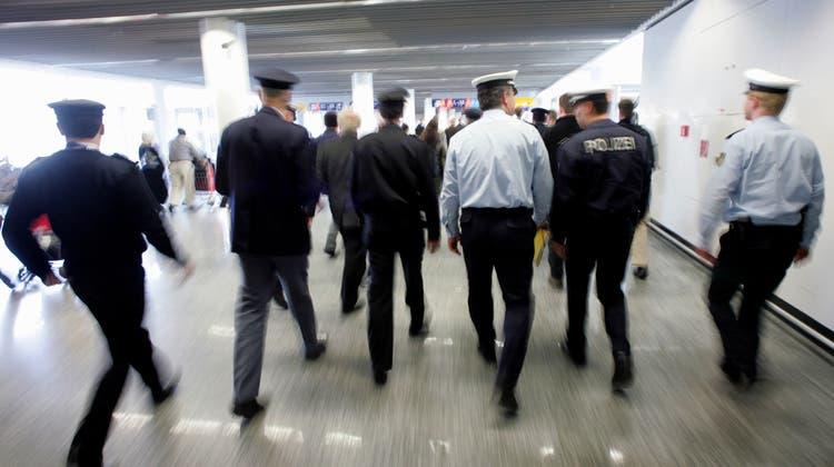 Die EU und der Bundesrat wollen den Schutz der Aussengrenzen der EU weiter ausbauen. (Keystone)