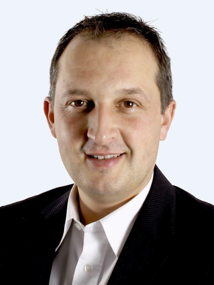 Thomas Eugster, SVP, bisher