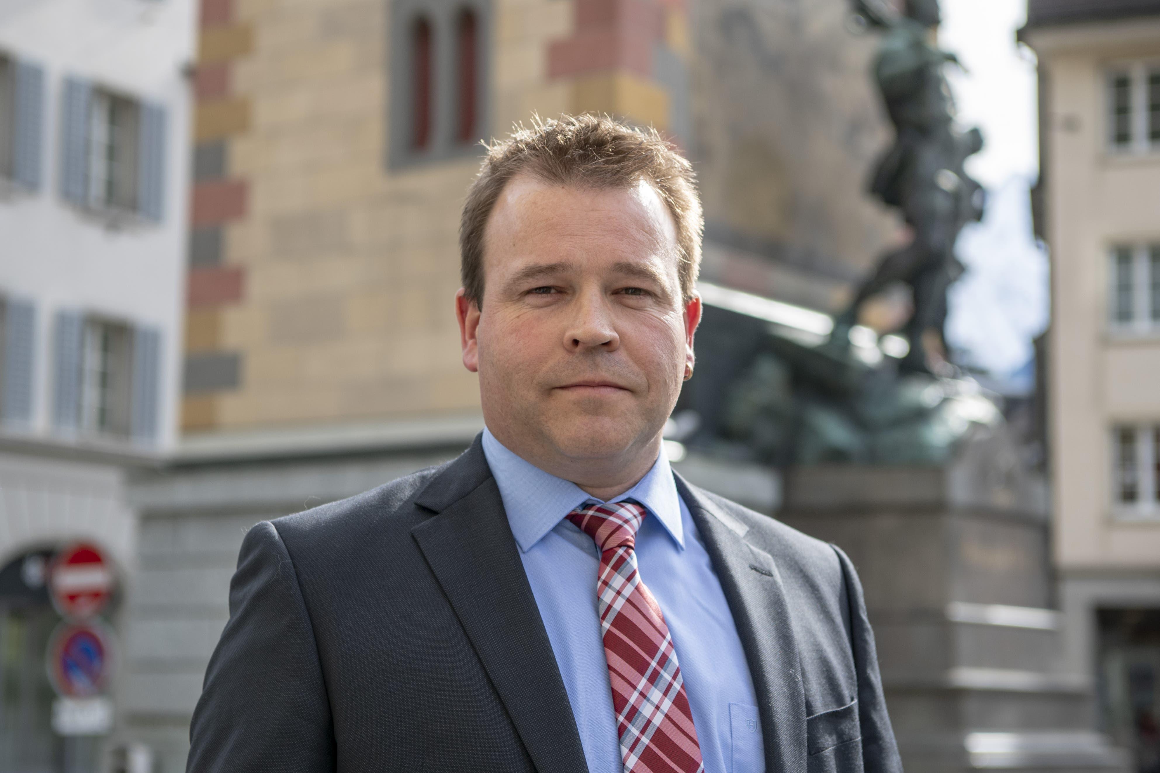 Christian Arnold, SVP, Seedorf.