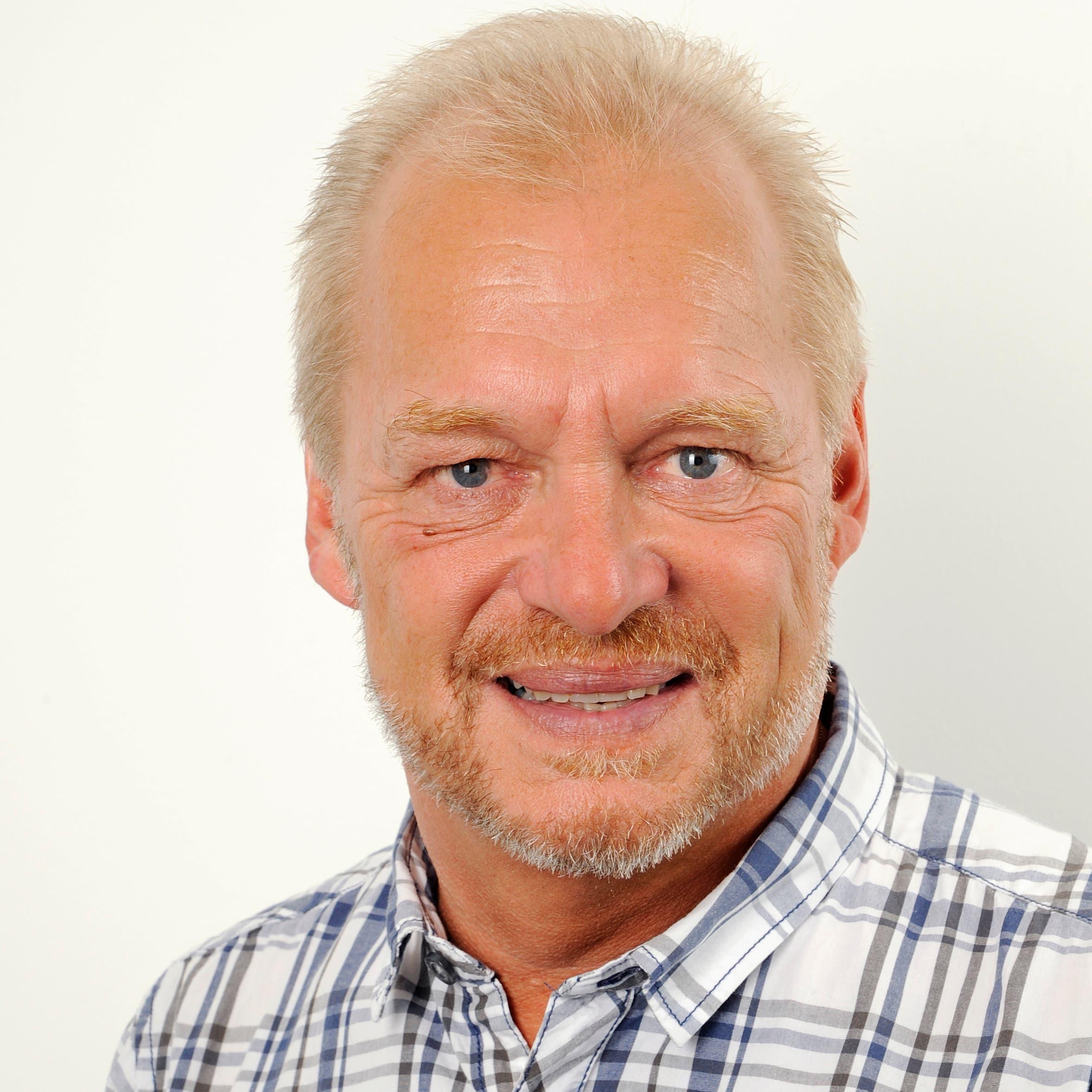 Gewählt: Rolf Graf, FDP (bisher), Ressort Bildung