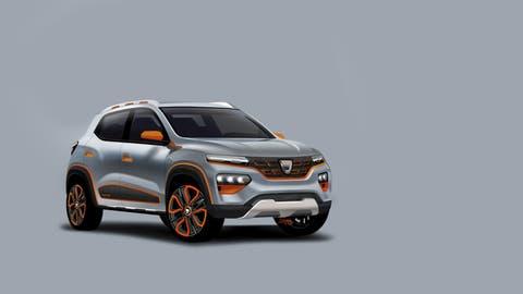 Strom für Jedermann: Erstes E-Auto von Dacia