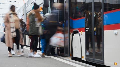 Die VBL, die in der Stadt Luzern die Busse betreiben, stehen in der Kritik. (Bild: Jakob Ineichen (Luzern, 22. Januar 2020))