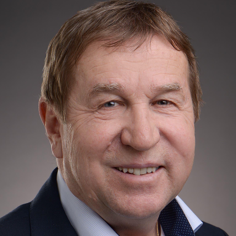 Nicht gewählt mit 679 Stimmen: Kurt Hegele, parteilos