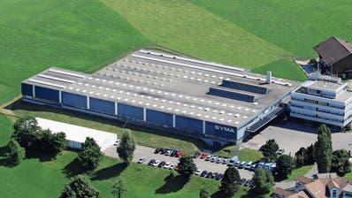 Die Syma-System AG in Kirchberg steckt in der Corona-Krise. (Bild: PD)