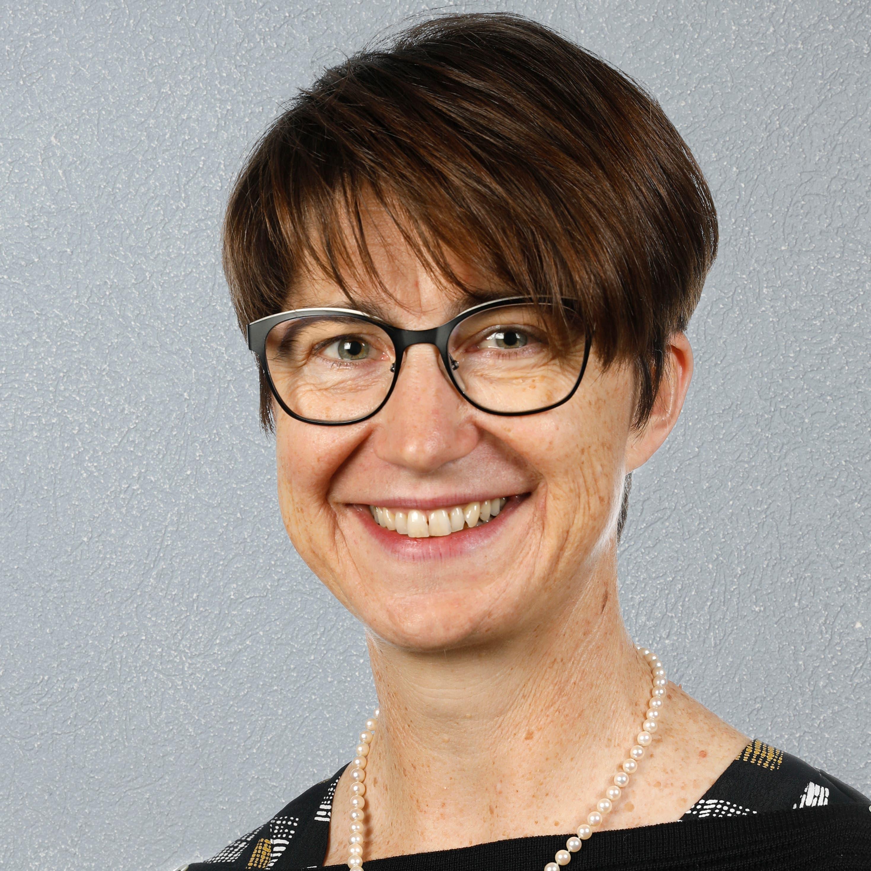 Gewählt: Gerda Jung, CVP (bisher), Ressort Soziales