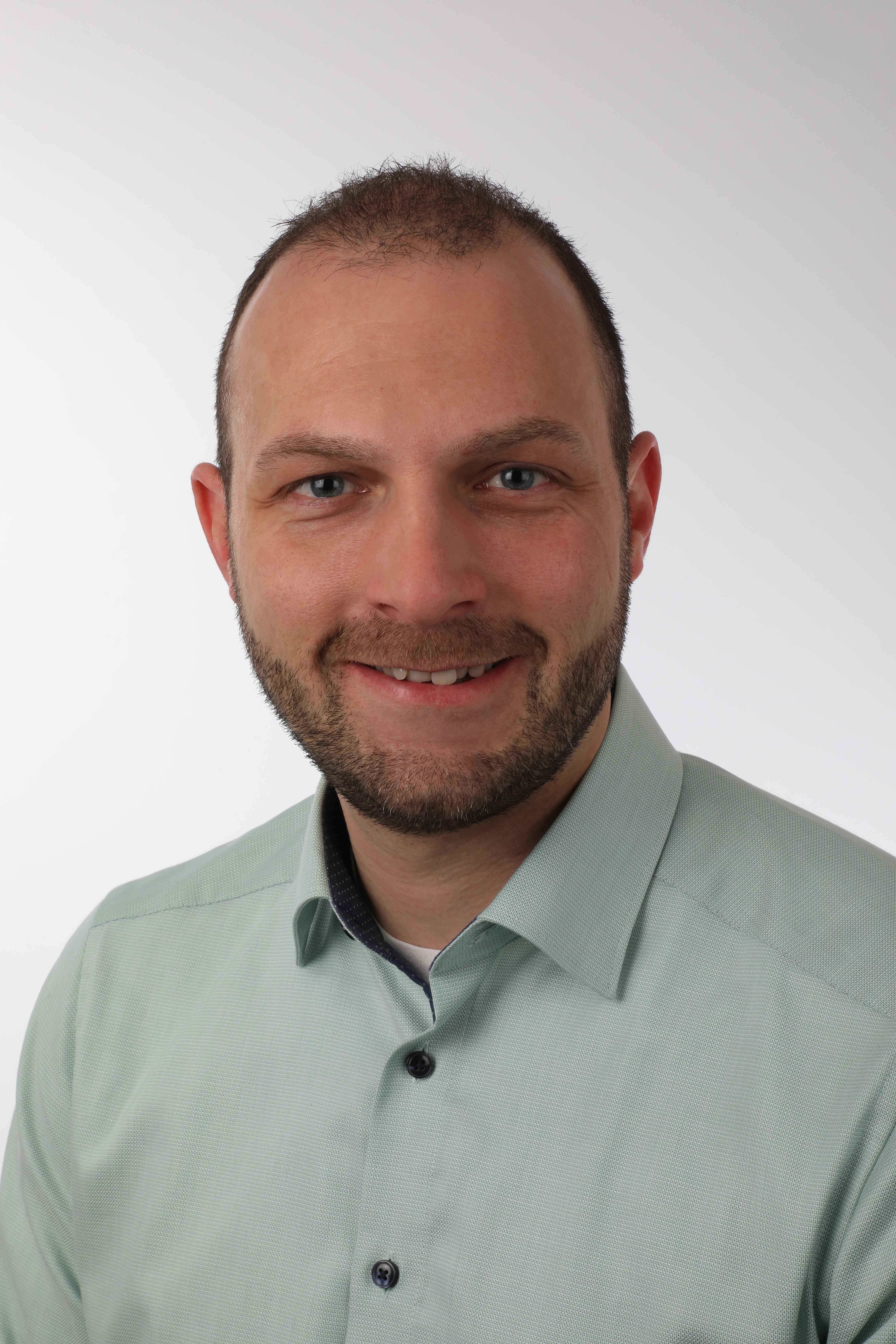 Patrick Bieri, FDP (bisher)