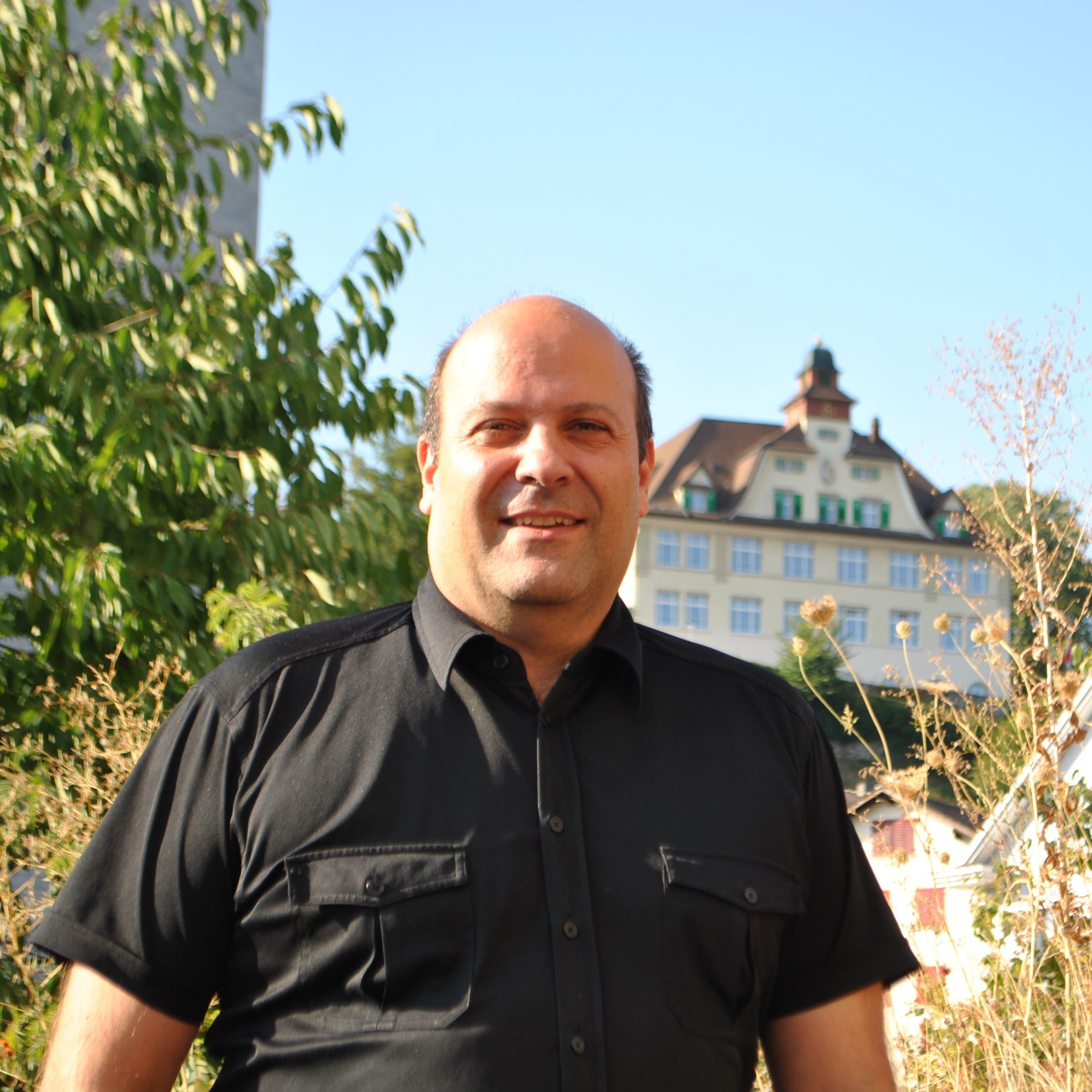 Giovanni De Rosa, FDP (bisher)
