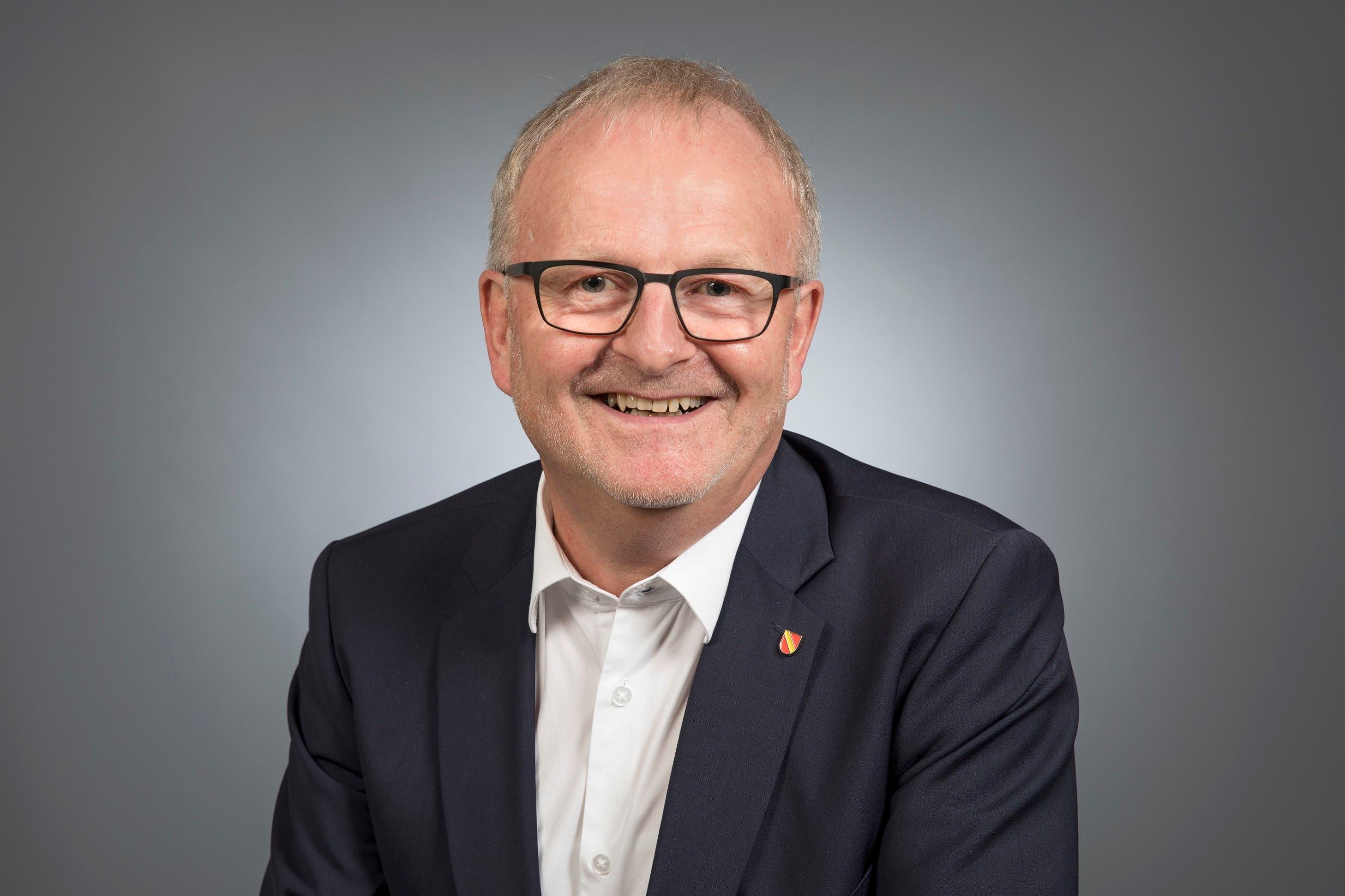 Gewählt: Hans-Peter Arnold, FDP (bisher)