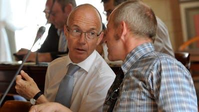 Thomas Scheitlin sitzt seit 2004 für die FDP im St.Galler Kantonsrat. (Bild: Regina Kühne)