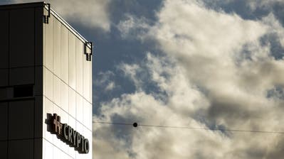 Der Hauptsitz der Crypto International AG in Steinhausen. (Bild: Alexandra Wey, Keystone, 18. Februar 2020)