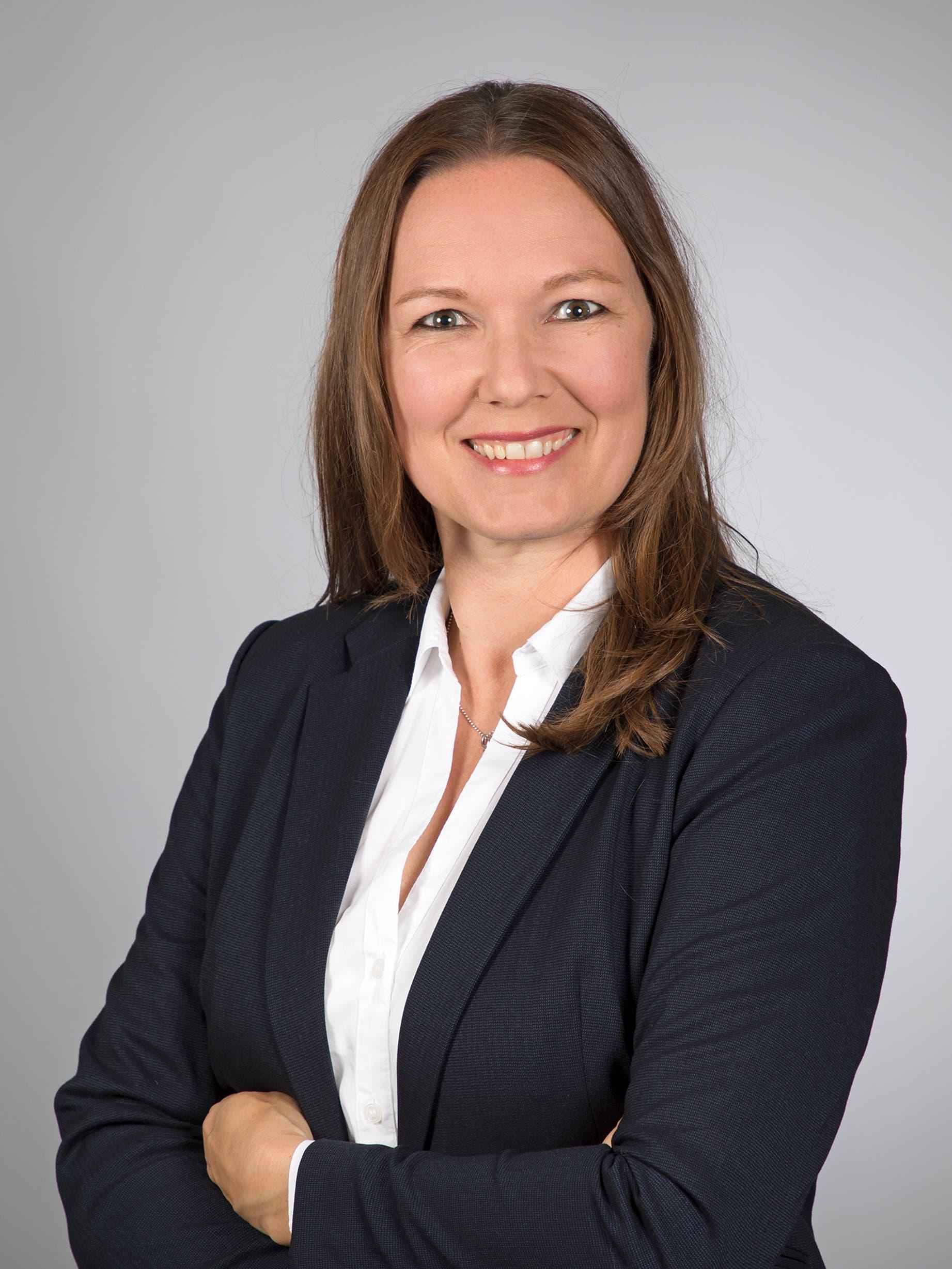 Gewählt: Tanja Schnyder-Duss, FDP (bisher)