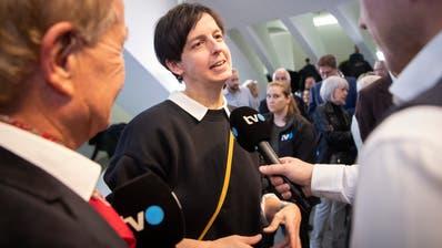 Sie ist zurzeit gefragt, ihr Job in Wil ist es (noch) nicht: die frischgewählte Regierungsrätin und Noch-Stadtpräsidentin von Wil, Susanne Hartmann. (Bild: Ralph Ribi)