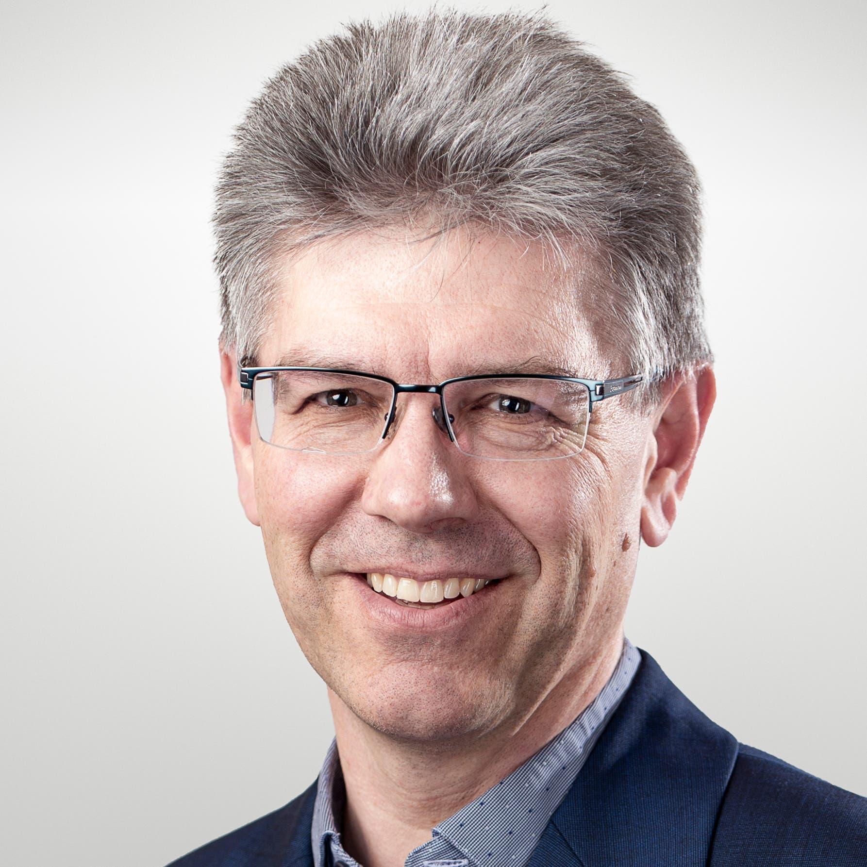 Cornel Erni, FDP (bisher)