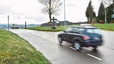 Sirnacher Gemeinderat klärt Temporeduktion für Hochwachtstrasse