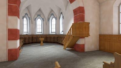 1,2 Millionen Franken für Restaurierung der Saxer Kirche
