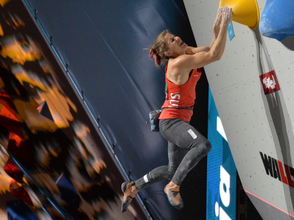 Petra Klingler: Die Vertikale als Weg zum Ziel
