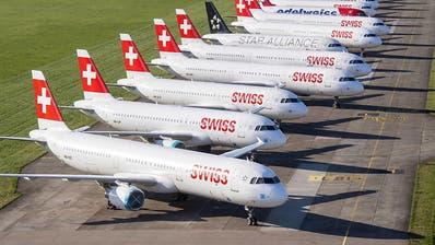Lufthansa und Swiss schicken tausende Mitarbeiter in Kurzarbeit