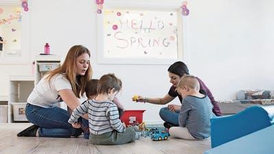 Kindertagesstätten sind dankbar für Zuger Rettungsschirm
