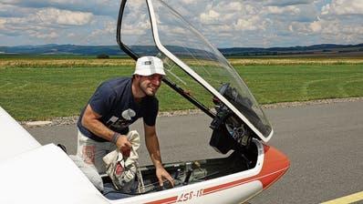 Der bisher längste Segelflug ab Kägiswil