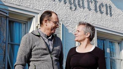 «Wir beantragen keinen Kredit»:Alt Stadtpräsident Roger Forrer hat das Gasthaus Weingarten in Steckborn gekauft – und muss nach drei Monaten wegen der Coronakrise schliessen