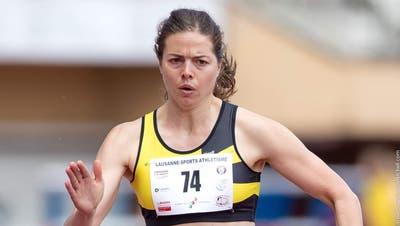 Leichtathletin Celine van Till sieht das Positive an der Coronakrise. (Bild: Daniel Mitchell)