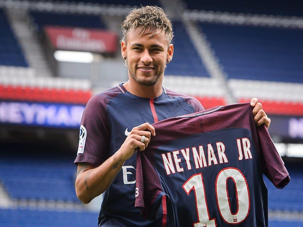 Die Chancen, dass Neymar wie gewünscht zurück zu Barça wechseln könnte, tendieren gleich null