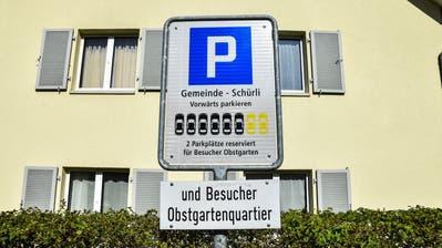 Archivgang mit Folgen: Veranstaltungslokalin der Gemeinde Sirnach erhält mehr Besucherparkplätze