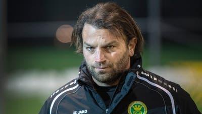 Beim SC Brühl – im Bild Trainer Heris Stefanachi – wurde Kurzarbeit eingeführt. (Bild: Urs Bucher)