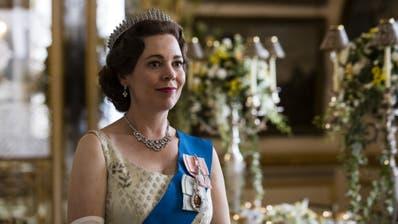 Zum Beispiel «The Crown» läuft auf Netflix. (HO)
