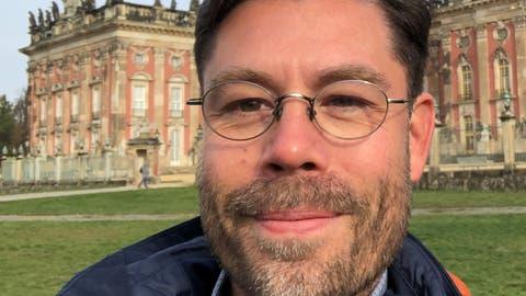 Patrick Marchlewitz, Pfarrer in Rorschach. (Bild: PD)
