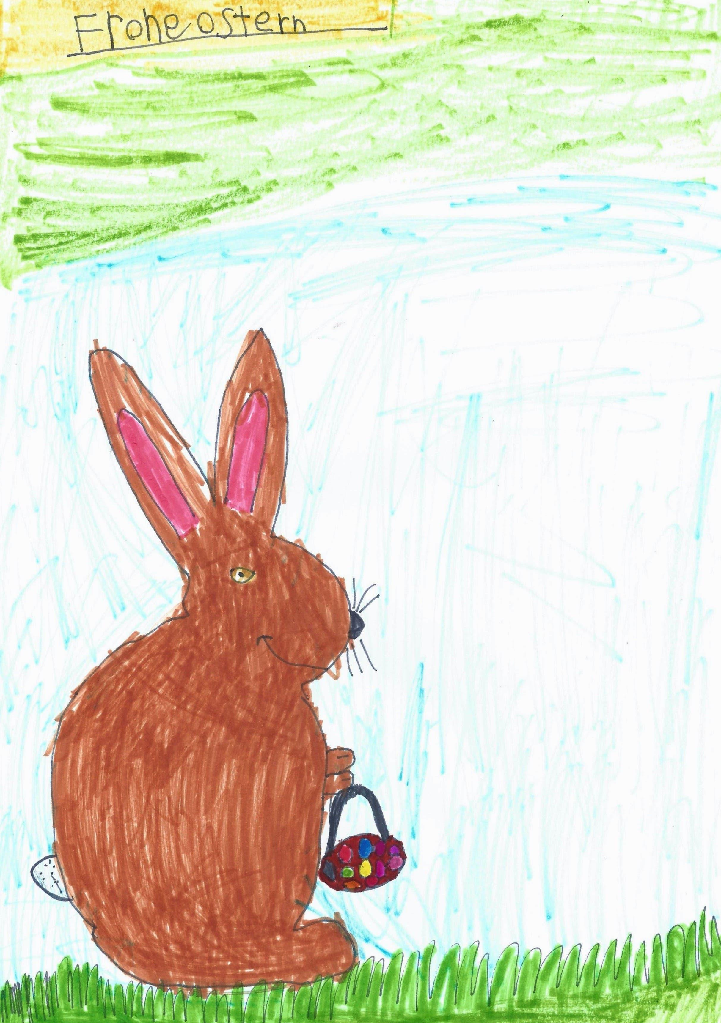 Zeichnung von Lia, 7.