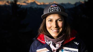Wendy Holdener setzt neu auf einen österreichischen Trainer (KEYSTONE/JEAN-CHRISTOPHE BOTT)