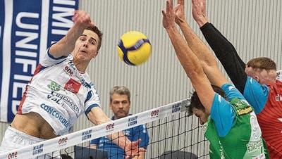 Volley Amriswil bedient sich bei Ligakonkurrent Luzern